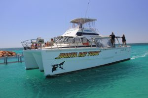 NINGALOO CORAL BAY BOATS