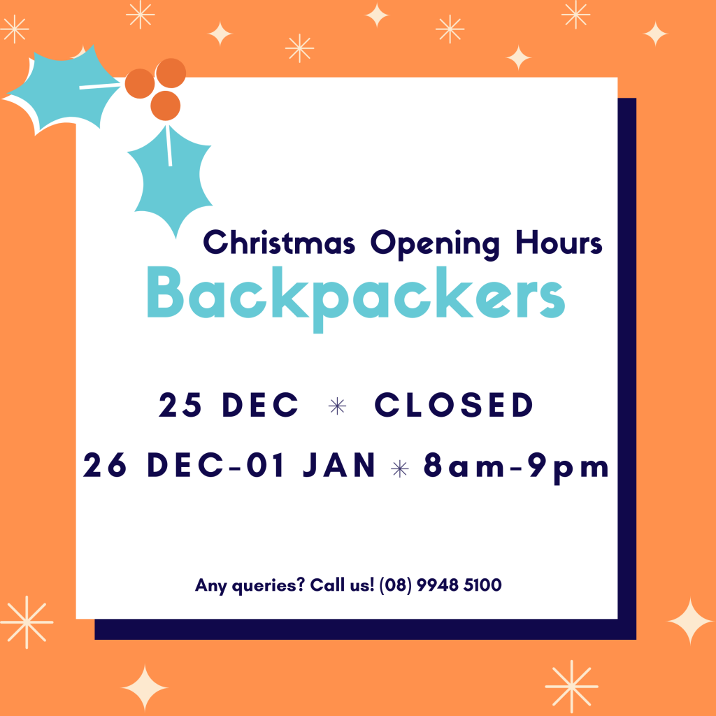 Holiday Trading Hours 2019/2020