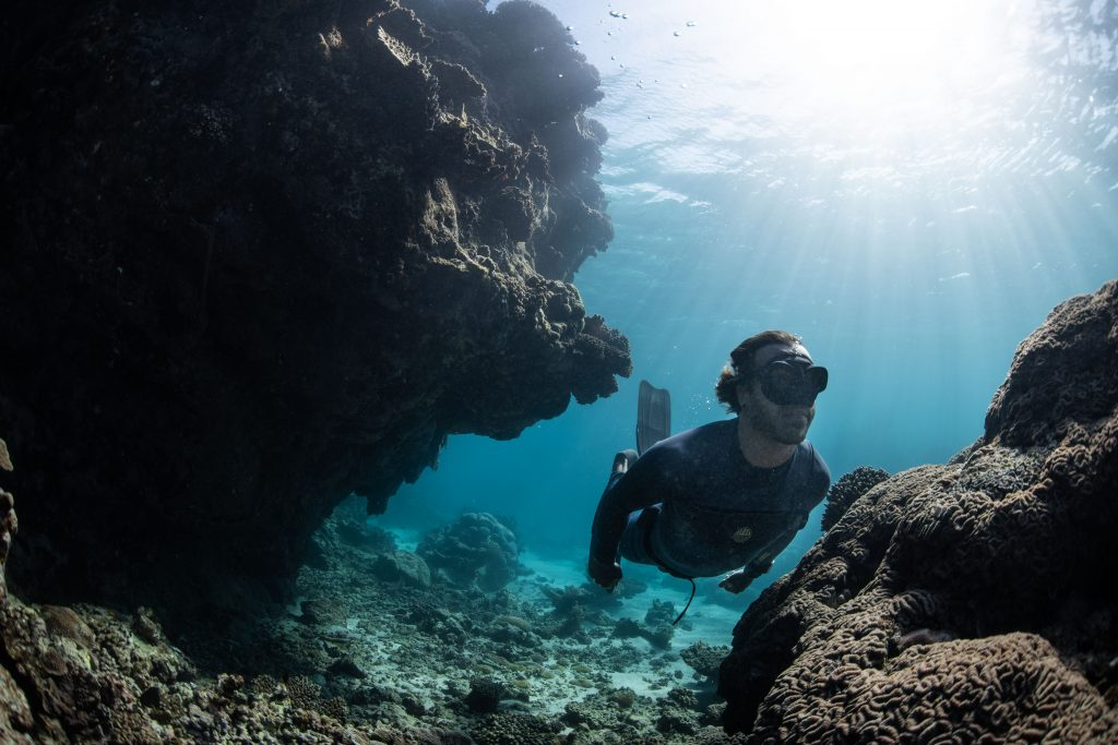 LEARN TO FREEDIVE ON THE NINGALOO REEF