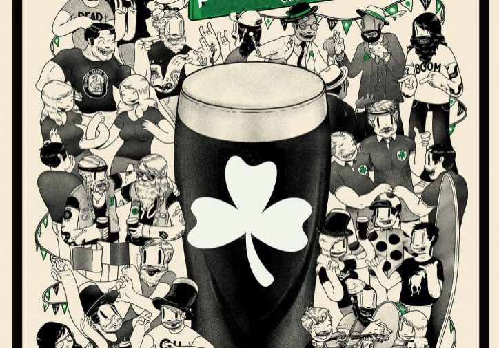 ST PATRICKS DAY POSTER 2019