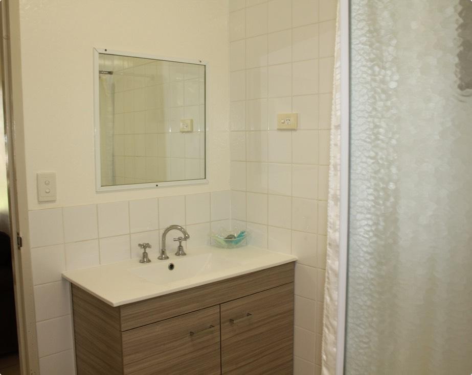 Garden Villas Ningaloo Coral Bay Bathroom