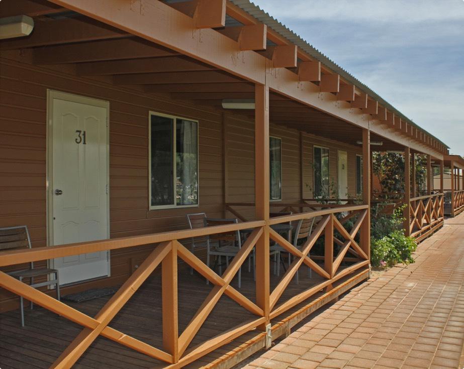 Garden Villas Ningaloo Coral Bay Exterior